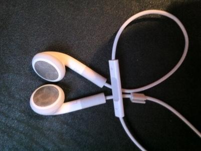 iPhone Kopfhörer