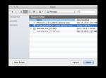 iTunes restore